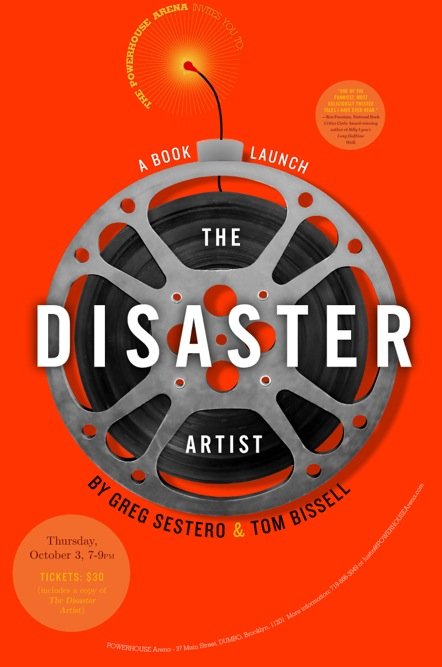 The Disaster Artist Novel Review No Talent No Problem