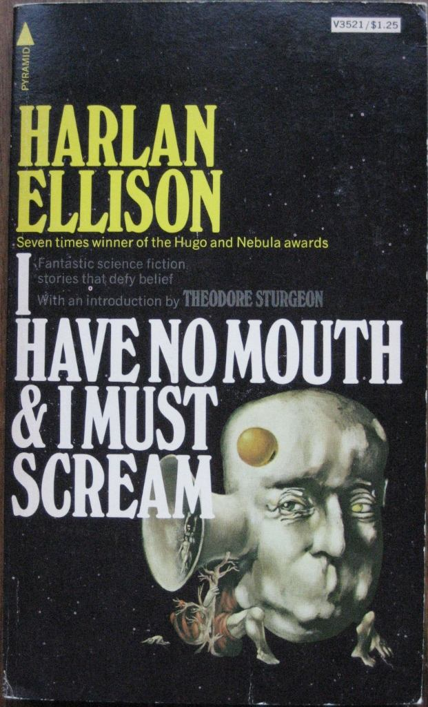 I Must Have Coffee: I Have No Mouth And I Must Scream Free Short Story Review